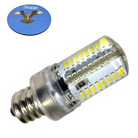 Hqrp e12 candelabra base led bulb cool white ac 110v for ge hqrp e12 candelabra base led bulb cool white ac 110v for ge general electric we4m305 dryer sciox Choice Image