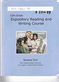 expository writing course Since 1872, a course that meets the expository writing requirement has been the one academic experience required of every harvard student the harvard college writing.