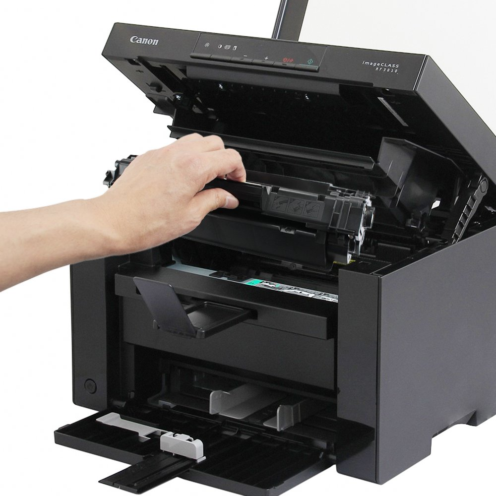 V4ink 1 Pack Compatible For Hp Ce285a 85a Cb435a Cb436a Toner Cartridge Printer P1102 Laserjet Pro P1102w
