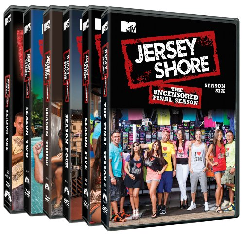 Jersey Shore: The Complete Series (Jersey Outlets)