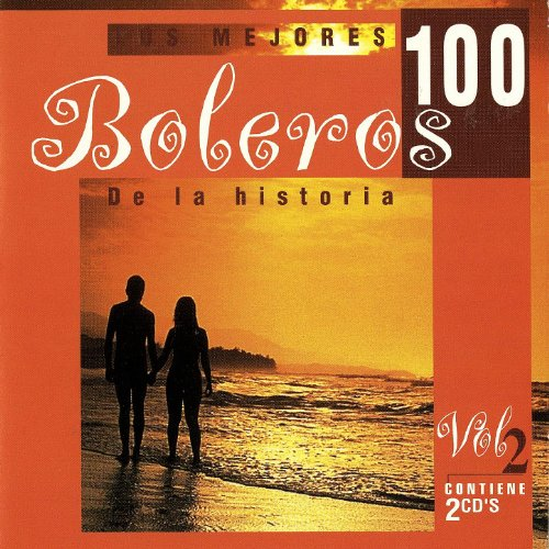 the album los 100 mejores boleros vol 2 february 9 2010 be the first