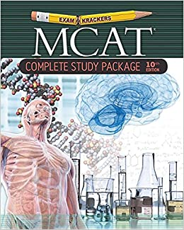 Examkrackers Mcat Study Package