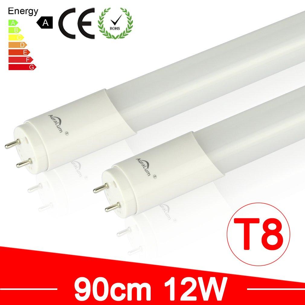 Erstaunlich 2 X Auralum® 90CM T8 12W LED Röhre Tube Leuchtstoffröhre Rohr  BY78