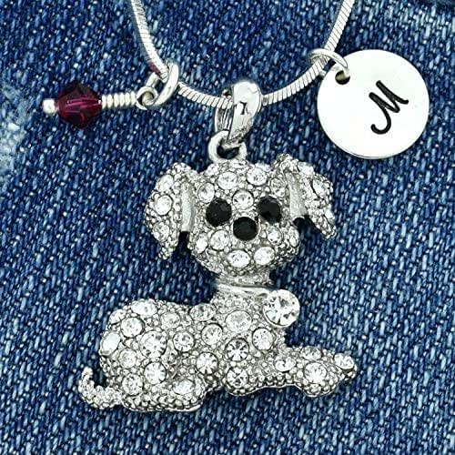 Sparkling Crystal Block Ring Chandelier: Amazon.com: Dog Sparkling Crystal Personalized Pendant