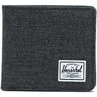 Herschel Supply Co. 中性 Hans Coin XL RFID 10487 黑色纹理 10.16 * 2 * 11.43 cm