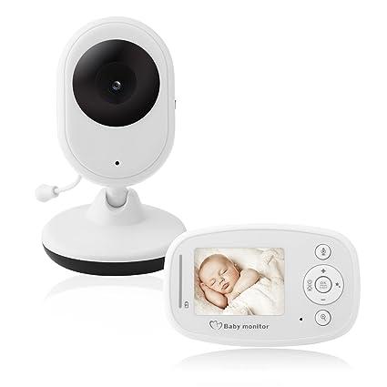 Eterno ojo bebé monitor 2,4 pulgadas Cámara digital inalámbrica de pantalla para la vigilancia