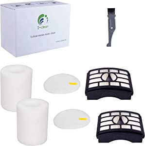 I clean 2Packs Replacement Shark NV501 Filters, Filters Compatible with Shark Rotator Pro Lift-Away NV500,NV501, NV502, NV505, Compare to Part # Xff500 Xhf500 [Not fit Rotator NV650 NV755 Series]