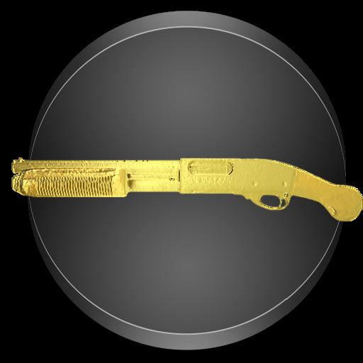 Shotgun Gun Shots (Call Of Duty Black Ops Airsoft Guns)
