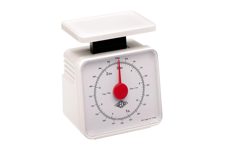 Wedo Handy 249101000 Pese lettre mécanique 1 kg Pèse Lettres et Balances
