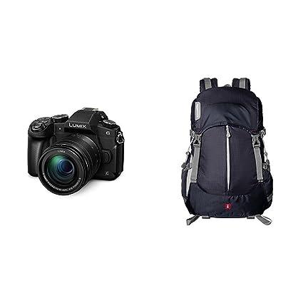 ee0143f063e8 Amazon.com   PANASONIC LUMIX G85 4K Mirrorless Camera