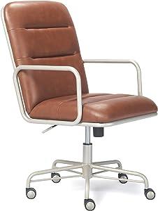 Finch Franklin Desk Chair, Brown