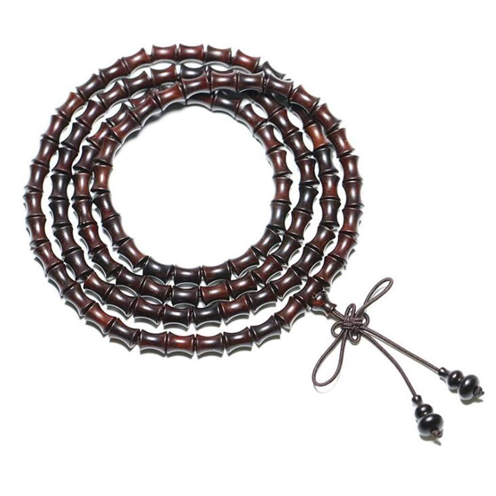 QTT Bracelets,Bamboo Bead, 108 Bracelets, Male/Female Bracelets, high Oil and high Density