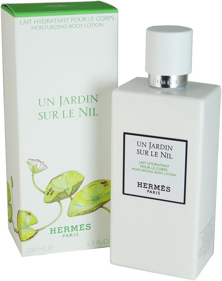 Hermès - Leche perfumada para el cuerpo un jardin en méditerranée: Amazon.es: Belleza