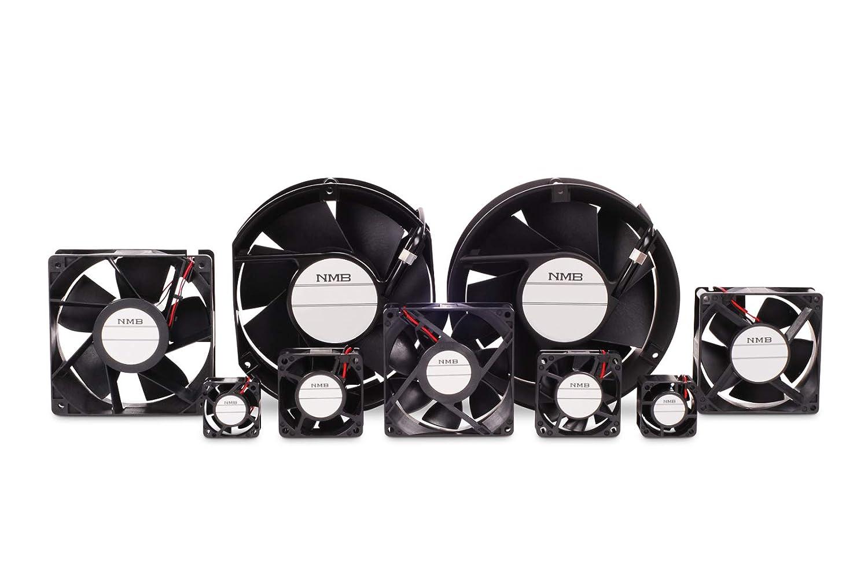 346.08 cu.ft//Min 15050VA Series 68 DBA 48 V IP69K 50 mm DC 15050VA-48R-GA-00/-/Axial Fan 150 mm