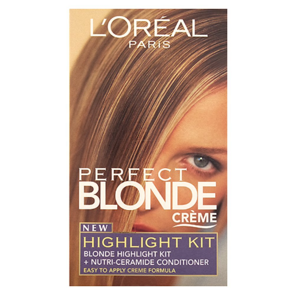 Revlon Frost Glow Highlighting Kit Medium To Dark Brown Hair 2470