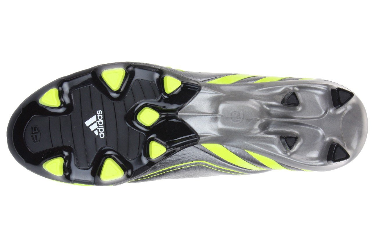 new style 328c2 d7274 ... coupon code for adidas predator lz trx fg scarpe da calcio nero giallo  per uomo amazon