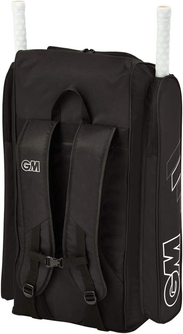 Gunn /& Moore GM 707 Premium Cricket Kit Bag Full Size 707 Wheelie /& 707 Duffle