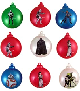 Amazoncom Star Wars 12 Piece MINI LIGHTSABER Christmas Tree