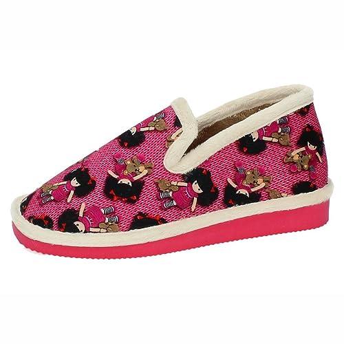 GEMA GARCIA 2023-3 Chinelas DE MUÑECAS NIÑA Zapatillas CASA: Amazon.es: Zapatos y complementos