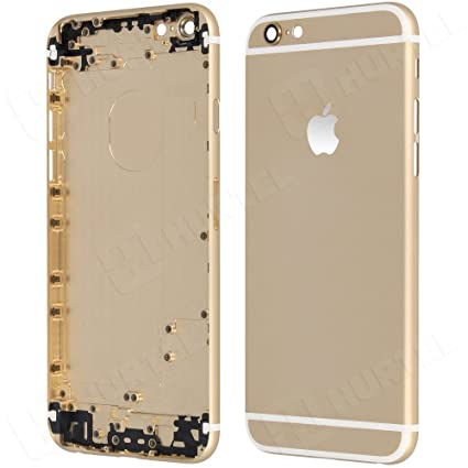 half off 6280f 2bd17 A.C iPhone 6 Back Cover Housing Replacement,For iPhone: Amazon.in ...