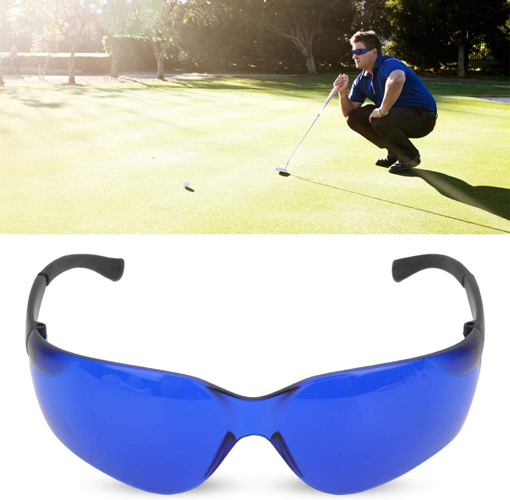 High Definition Block Unwanted Light For Driving Running AMONIDA Wide Field of View 145g Ball Finding Glasses Ball Finder