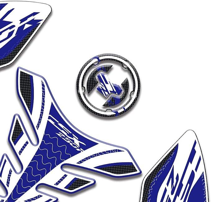 PRO-KODASKIN Motorcycle Gas Cap Tank Pad Sticker Decal Emblem for SUZUKI GSX250R GSXR250 Y