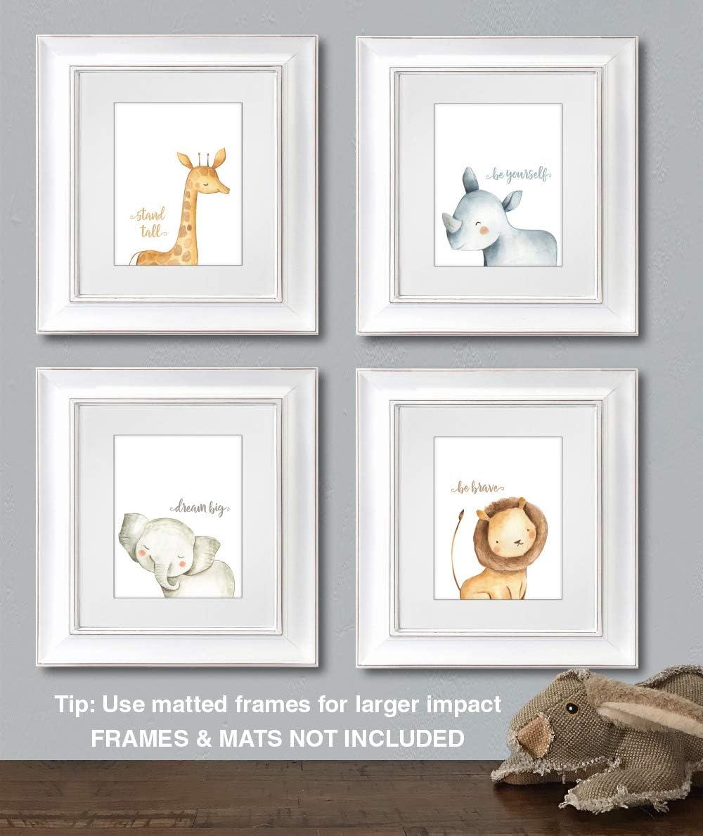 Amazon.com: Confeti Fox Safari - Juego de 4 figuras ...