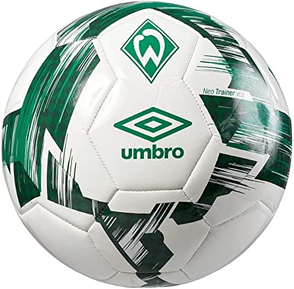 Werder Bremen Umbro Ball - Balón de fútbol, Deutsche Bundesliga ...