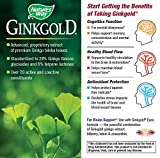 Nature's Way Ginkgold, 100 Tablets