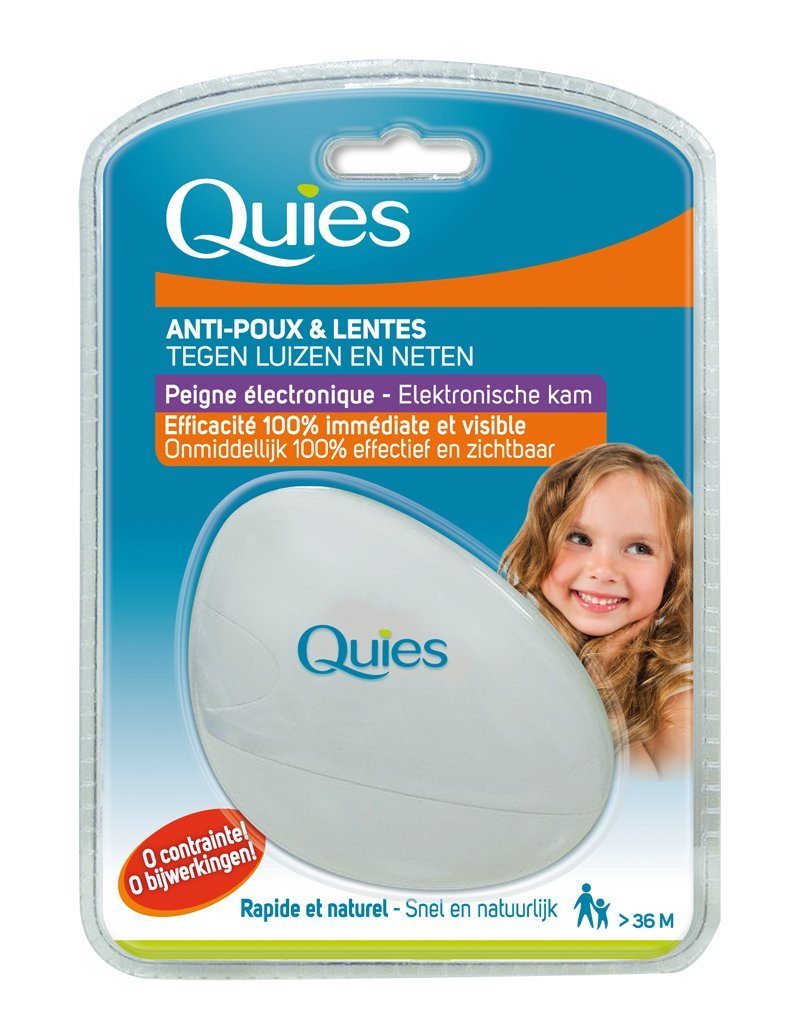 Quies - Anti Nits and Head Lice Comb