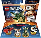 Gremlins Team Pack + The Lord Of The Rings Gollum + The Legend Of Chima Cragger + Ninjago Nya Fun Packs - Lego Dimensions (Non Machine Specific)