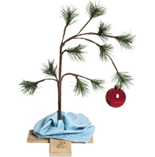 product works 24 the original charlie brown artificial christmas tree unit
