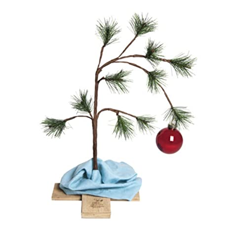 product works 24 the original charlie brown artificial christmas tree unit - Charlie Brown Artificial Christmas Tree