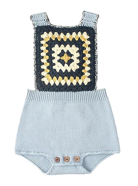 Amazon.com: Pinleck - Mono para recién nacido, con correa de ...