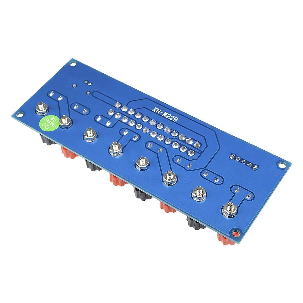 XH-M229 Desktop Computer Chassis Power Supply ATX Transfer Board Power Take Off Board Power Output Terminal Module