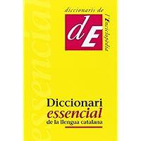 Diccionari essencial de la llengua catalana: 18 (Diccionaris de la llengua)