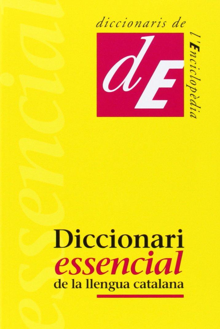 Diccionari essencial de la llengua catalana (Diccionaris de la llengua)