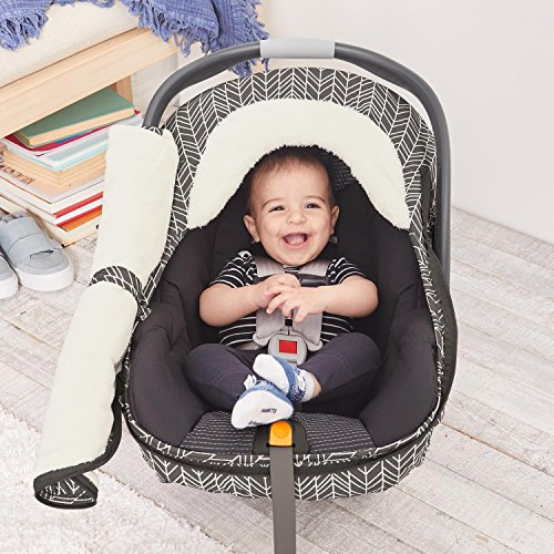 skip hop stroll go infant and toddler automotive car seat cover bunting accessories universal. Black Bedroom Furniture Sets. Home Design Ideas