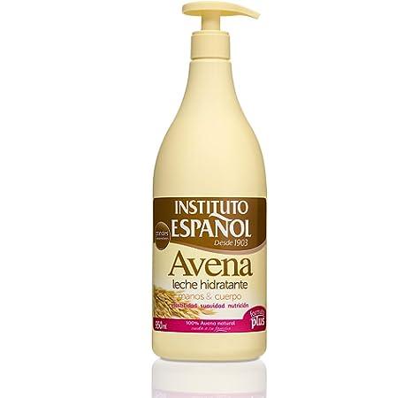 INSTITUTO ESPAÑOL leche hidratante avena dosificador 950 ml ...