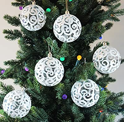 Sleetly Christmas Ornaments