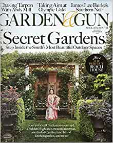 Garden Gun 2016 Magazine Tour A Storied Charleston