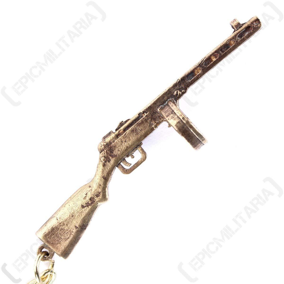 Amazon.com: Epic Militaria PPSh 41 - Llavero con pistola: Shoes