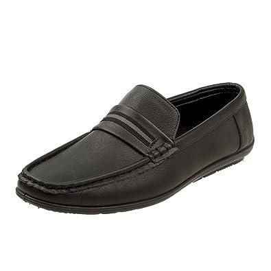 bc1da3bf6742 Joseph Allen Men  s Basic Penny Loafer Shoe (10.5 D(M)