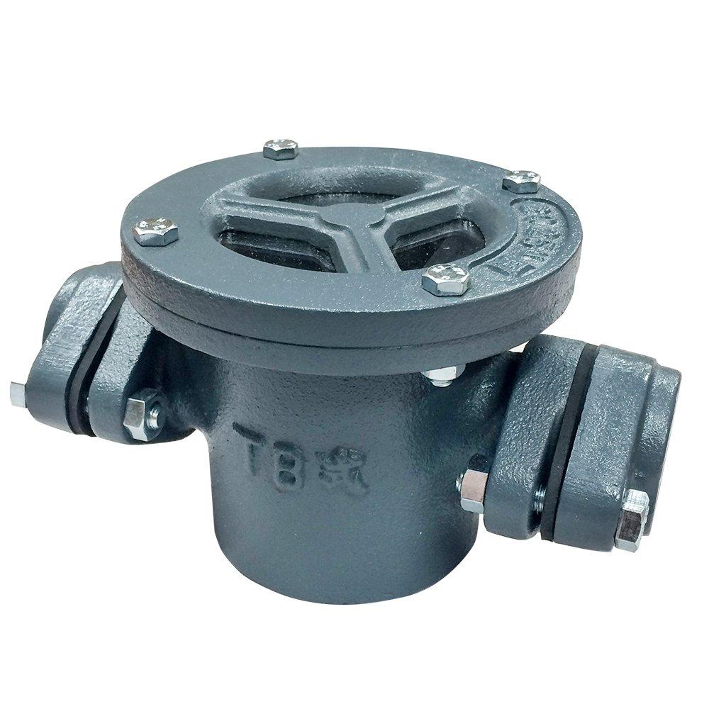 荏原製作所 エバラ 砂取器 20mm TBST-20 B071FSRXC6
