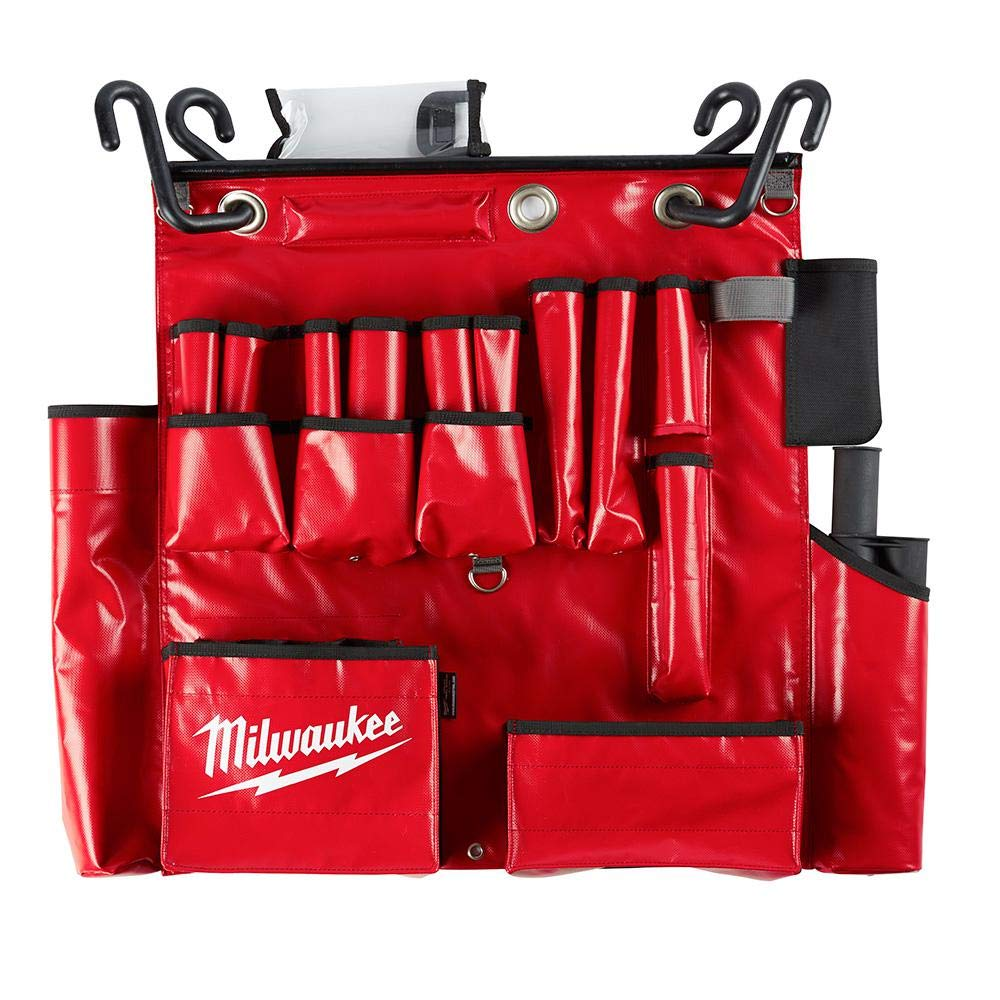 Milwaukee 25.2 in. Aerial Tool Apron by