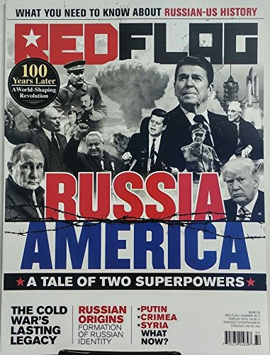 Amazon Com Red Flag Summer 2017 Russia America A Tale Of Two