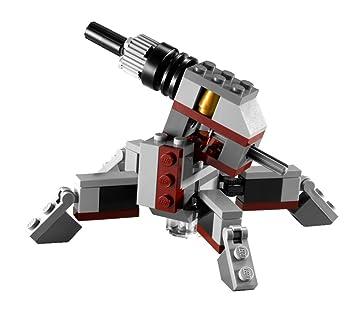 LEGO Star Wars - Elite Clone Trooper & Commando Droid Battle Pack (9488): Amazon.es: Juguetes y juegos