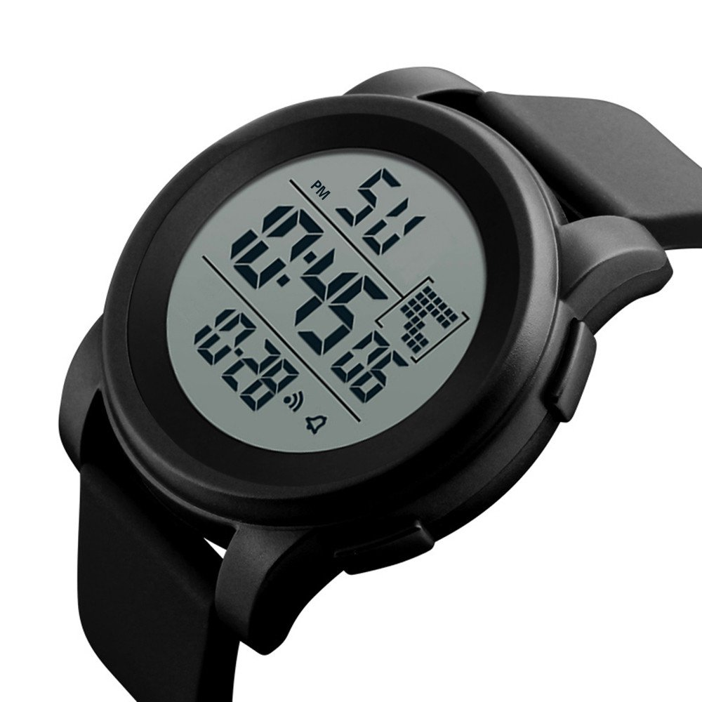 Unisex Electrónico Relojes de Pulsera, YpingLonk Militar Deporte ...