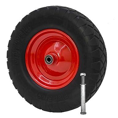 Ruota per nostri carrelli 551571 con pneumatico 480//400-8