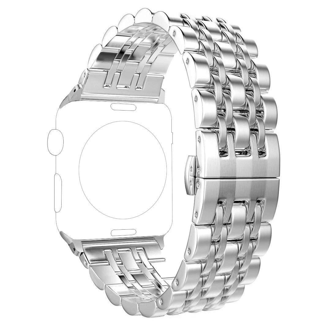 Malla Acero para Apple Watch (38/40mm) PUGO TOP [713R6MPW]
